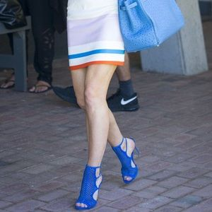 New Steven Madden blue heel called Maylin size 7